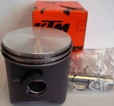 NEW KTM 2009-2012 150 SX XC PISTON 1 KIT 56 mm RINGS CIRCLIPS PIN 51530007400 I