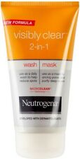 Neutrogena Visibly Clear 2in1 Wash Mask (150ml)