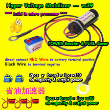 FUEL Saver POWER Booster Battery Voltage Stabilizer Voltage Regulator Japan £$1