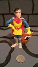 Dungeons and Dragons cartoon figure. Eric the cavalier. pvc. Very Rare!