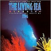 Sting (Police) Rare CD The Living Sea Soundtrack (Exc!)