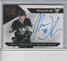 NICK JOHNSON RC AUTOGRAPH 2010-11 LUXURY SUITE #/499 AUTO
