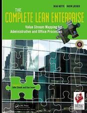 The Complete Lean Enterprise: Value Stream Mapping for Administrative -ExLibrary