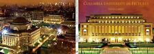 Columbia University in Pictures (Postcards)-ExLibrary