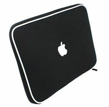 "Soft Sleeve Carry Bag Case Cover - Apple 13""3 Macbook Pro or Air - Black"