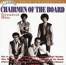 Chairman of the Board Chairmen of the Board - Greatest Hits CD