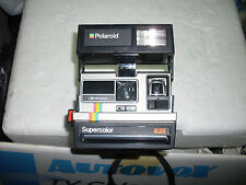 MACCHINA FOTOGRAFICA POLAROID SUPERCOLOR 635 LM PROGRAM  - AFFARE -