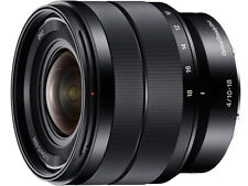 SONY SEL1018 E 10-18MM F4 OSS LENS FOR NEX E-MOUNT JAPAN DOMESTIC JDM