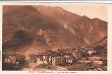PUGET-THENIERS vue du vieux quartier éd reynier