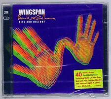 PAUL McCARTNEY Mc CARTNEY WINGSPAN HITS AND HISTORY - 2 CD F.C. BEATLES  SEALED!