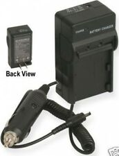 Charger for Panasonic DMC-FX8-A DMC-FX8-K DMC-FX8-P