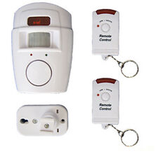 Outdoor Wireless Driveway Motion Alert Alarm Detector System Kit Sensor