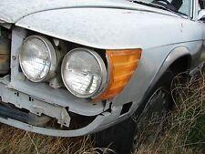 Mercedes 107 OEM Left Front Fender rustfree excellent 280 300 350 380 450 500 56
