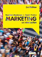 Marketing: An Introduction by David Pickton, Rosalind Masterson (Paperback, 201…