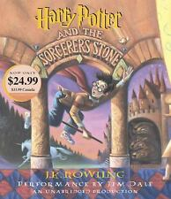 NEW! Harry Potter and the Sorcerer's Stone by J.K. Rowling Audio CD 2016