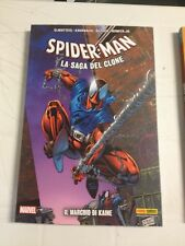 MARVEL - SPIDER-MAN LA SAGA DEL CLONE 4 IL MARCHIO DI KAINE - NUOVO DA MAGAZZINO
