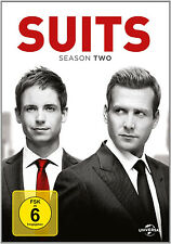 4 DVD's * SUITS - SEASON 2 # NEU OVP +