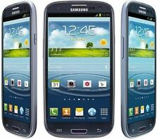 UNLOCKED NEW Samsung Galaxy S3 S III SGH-I747 16GB Blue AT&T 3G&4G 16GB 8MP WIFI