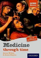 GCSE History: Medicine Through Time Student Book by Aaron Wilkes (Paperback,...