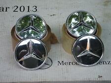 Mercedes Benz W107-108-111-114-116-123-126 Metall Radnabenabdeckung mitHochpolir