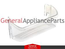 240323002 - White Westinghouse Electrolux Refrigerator Door Bin Shelf Clear