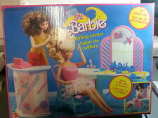 MATTEL - BARBIE - SALONE DI BELLEZZA - ANNO 1988