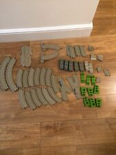 THOMAS THE TANK ENGINE TRACKMASTER  46 Different pieces Tracks  BUNDLE