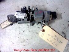 04 Mazda 6 Ignition Key Cylinder Tumbler w/ Key Gj6A66938A OEM