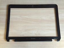 SONY VAIO VGN-CS31Z VGN-CS SERIES GENUINE LCD SCREEN BEZEL 3DGD2LBN000