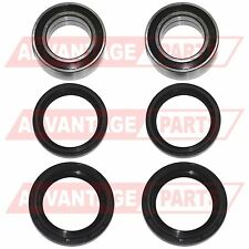 Honda TRX300 300 4x4 FourTrax Front Left Right Wheel Bearing Seal Kit 1988-2000