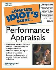 The Complete Idiot's Guide to Performance Appraisals (The Complete Idi-ExLibrary