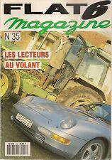 FLAT 6 35 PORSCHE 356 A COUPE 1956 993 STROSEK 914 911 2.0 VEC GTS LE TITANE