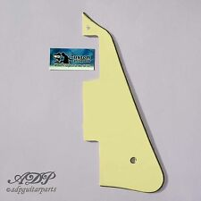 PLAQUE PICKGUARD pour guitare style GIBSON LES PAUL CREAM 3ply Humbucker LP-506B