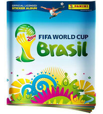 Panini WM 2014 10 Sticker aussuchen World Cup 14
