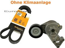 V-ribbed belts+Tensioner For AUDI A3 (8L1) 1.9 TDI