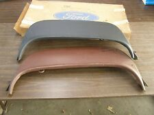 NOS OEM Ford 1955 1956 1957 Thunderbird T-Bird Fender Skirts Pair