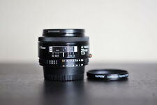 Nikon AF 28mm 2.8 Prime FX Lens w/ Tiffen UV Filter!  Great Wide Angle Lens!
