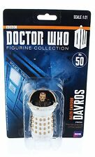 "Doctor Who ""The Dalek Emperor Davros"" #50 resin Figurine NEW IN ORIGINAL BOX"