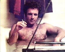 James Caan Shirtless Hairy 8x10 photo S5406