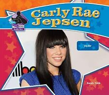 Carly Rae Jepsen: Pop Star (Big Buddy Biographies)-ExLibrary