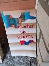 Tatsachen über Korea, aus dem Jahr 2001