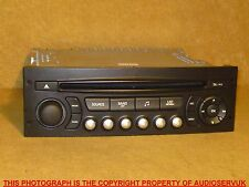 PEUGEOT 207, 307 CITROEN C2, C3 RD4 CONTINENTAL RD4N1M-03 CD MP3 PLAYER. AUX IN.