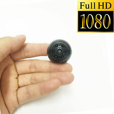 Mini spy 1080P HD Night Vision camera DVR Video recorder hidden Motion Detection