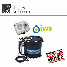 IWS Brain & Remote Timer Hydroponics Variable Feed Duration System Alien Pot