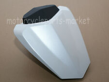 Pearl White Rear Seat Cover Cowl Solo Fairing 2009-2014 YAMAHA YZF R1 YZFR1 New