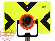TPI METAL SURVEYING PRISM FOR TOTAL STATION,TOPCON,SOKKIA,TRIMBLE,NIKON,SECO