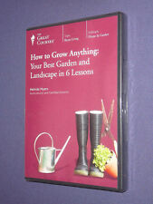 Teaching Co Great Courses  DVD   HOW TO GROW ANYTHING  Best Garden Landscape