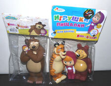 "Set 4 toys for a bath, ""Masha and the Bear"","
