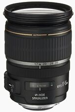 New Canon Camera Lens EF-S 17-55mm F2.8 IS USM EF-S17-55IS Free Shipping Japan
