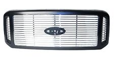 Replacement Grille - Fits Ford Harley Davidson Super Duty - 2005 (Aftermarket)